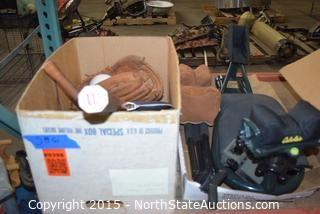 Lot of Sporting Goods