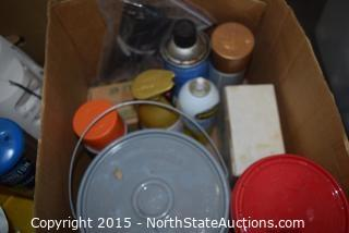 Lot of Misc (Spray Paint)