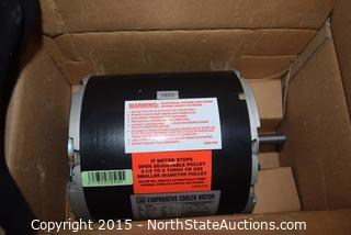 Lot of Misc (Evaporative Cooler Motors)