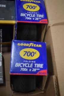 Lot of Bicycle Tires