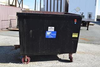 Commercial Garbage Container