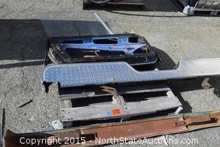 Lot of Auto Parts