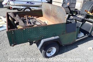 EZ-GO Cart