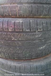 Set of Tires