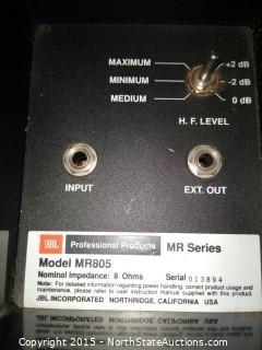 JBL MR Series Speaker