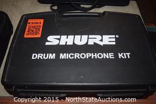 Shure Drum Microphone Kit