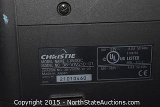 Christle LW40 Projector