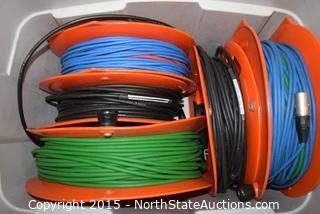 Lot of Cable/Wire