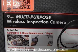 Whistler 9mm Multi-Purpose Wireless Inspection Camera