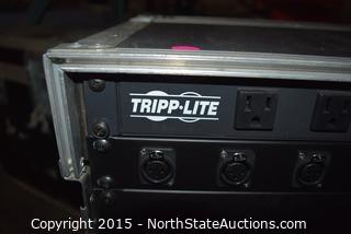 Lot of Equipment Cases And Tripplite and More