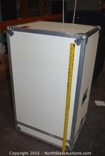 Equipment Cases with Equipment Stand