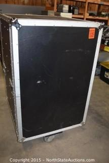Equipment Case with Drawers