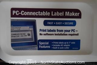 Lot of Label Makers
