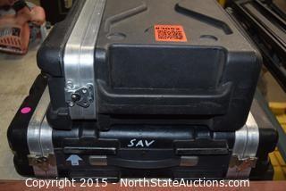 Small Equipment Cases (1 Bogen Equalizer)
