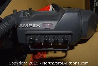 Ampex Video Camera with Stand and Parts