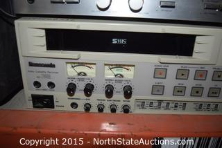 Lot of Audio Equipment