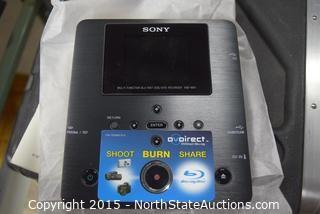 Sony Blue-ray DVD Recorder
