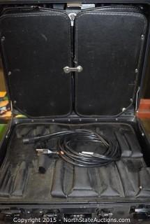 Lot of Equipment with Cases