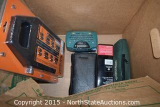 Lot of Misc Electronics