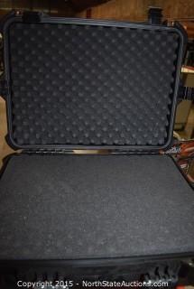 Lot of Equipment Cases