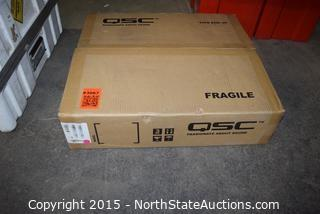 QSC Professional Amplifier