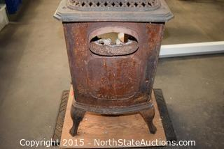 Old/Vintage/Antique Southhard Robertson & Co. Wood Stove