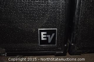 Pr. of EV Speakers