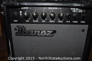 Lot of  Amps