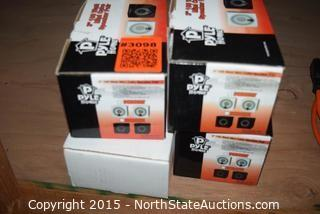 Lot of Mini Cube Speakers