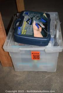 Lot of Electrical Hardware