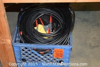 Lot of Electrical Cord