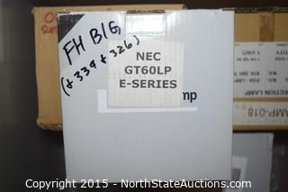 Lot of Projection Lamps