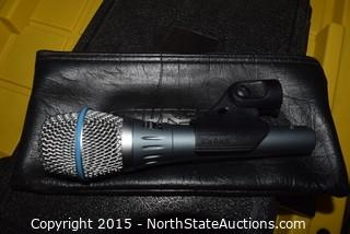 Lot of Microphone Parts