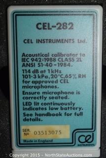 Digital Impulse Sound Level Meter