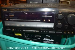 Lot of Misc Audio Equipment