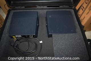 Lot of Anchor Two Way Speaker/Monitor