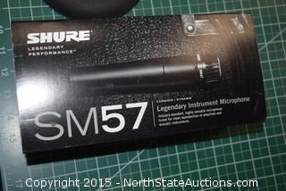 Shure MS57 Microphone