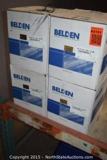 Lot of Belden Communications Cable