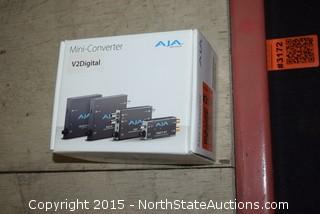AJA Video Systems Mini-Converter