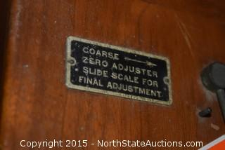 Vintage Equiptment