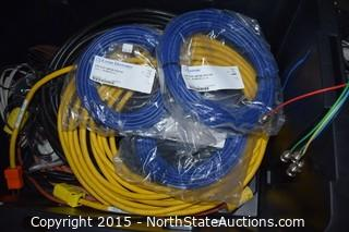 Lot of Extention Cords
