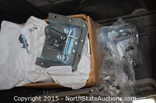 Lot of Casters and More