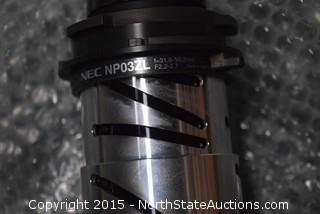 NEC Middle Zoom Lens