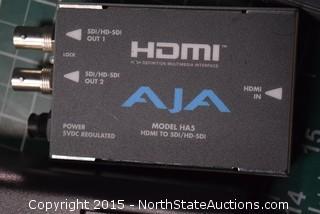 AJA and More Electronics