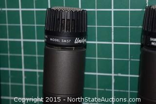 Lot of Unidyne lll Microphones
