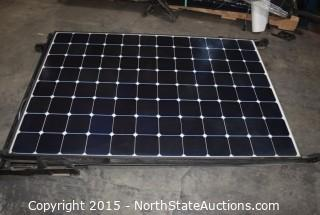 Lot of SUNPOWER Solar Panels (5)