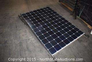 Lot of SUNPOWER Solar Panels (10)