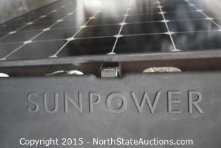 Lot of SUNPOWER Solar Panels (15)