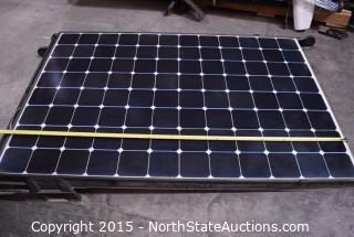 Lot of SUNPOWER Solar Panels (15)