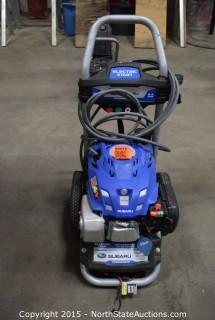 Subaru Power Washer